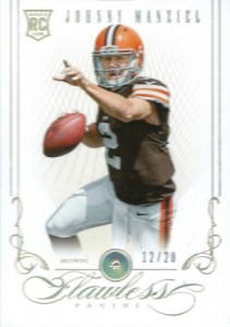 Johnny Manziel Cards, Rookie Cards, Key Early Cards and Autographed Memorabilia Guide 35