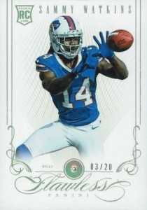 Sammy Watkins Rookie Card Guide and Checklist 34