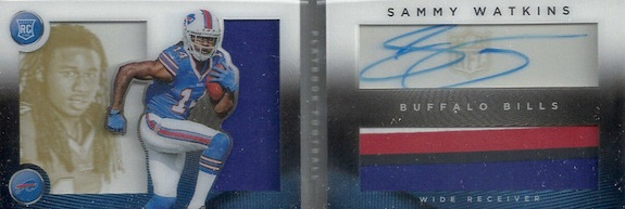 Sammy Watkins Rookie Card Guide and Checklist 39