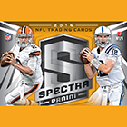 2014 Panini Spectra Football Cards