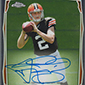 2014 Topps Chrome Football Rookie Autographs Guide