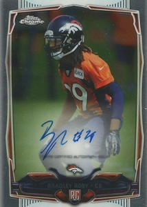 2014 Topps Chrome Football Rookie Autographs Guide 31