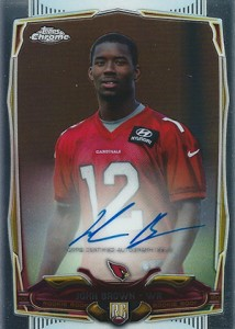 2014 Topps Chrome Football Rookie Autographs Guide 37