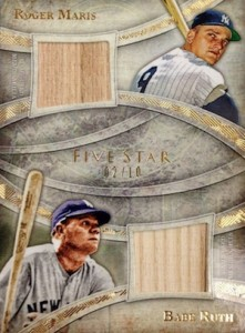 2014 Topps Five Star Baseball Cards 30