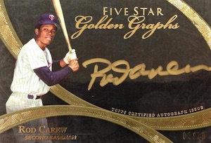 2014 Topps Five Star Baseball Cards 26