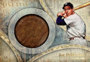 2014 Topps Five Star Baseball Cards 24