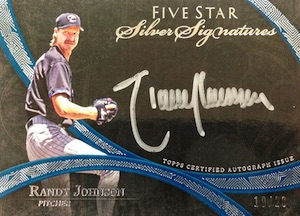 2014 Topps Five Star Baseball Cards 32