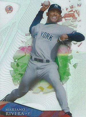 2014 Topps High Tek Patterns and Variations Spotter 1