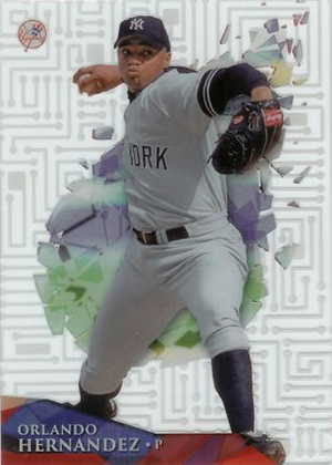 2014 Topps High Tek Patterns and Variations Spotter 5