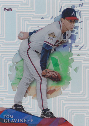 2014 Topps High Tek Patterns and Variations Spotter 10