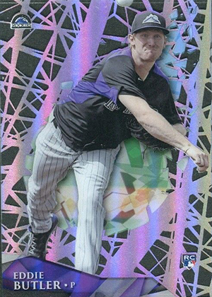 2014 Topps High Tek Patterns and Variations Spotter 12