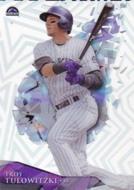 2014 Topps High Tek Patterns and Variations Spotter 11