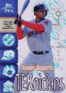 2014 Topps High Tek Baseball Cards 26
