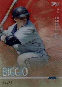 2014 Topps High Tek Baseball Cards 28