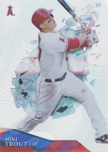 2014 Topps High Tek Mike Trout