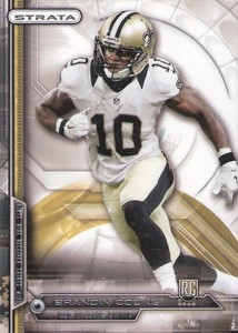 2014 Topps Strata Football Variations Guide 13