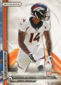 2014 Topps Strata Football Variations Guide 11
