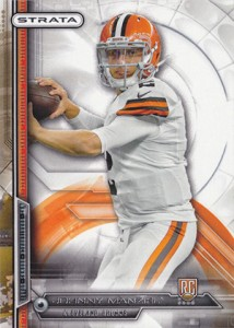 2014 Topps Strata Football Variations Guide 37