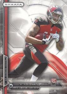 Mike Evans Visual Rookie Card Guide and Checklist 33