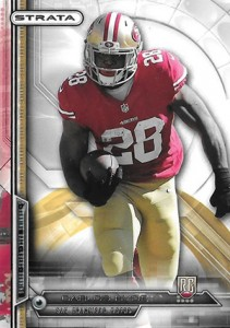 2014 Topps Strata Football Variations Guide 8