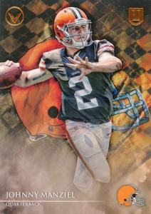 Johnny Manziel Cards, Rookie Cards, Key Early Cards and Autographed Memorabilia Guide 25