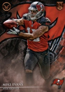 Mike Evans Visual Rookie Card Guide and Checklist 41