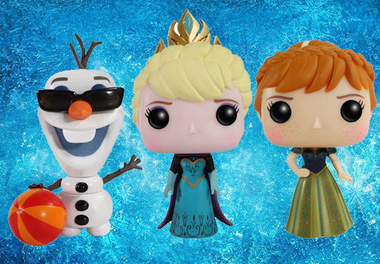 2015 Funko Pop Disney Frozen Series 2 Vinyl Figures 1