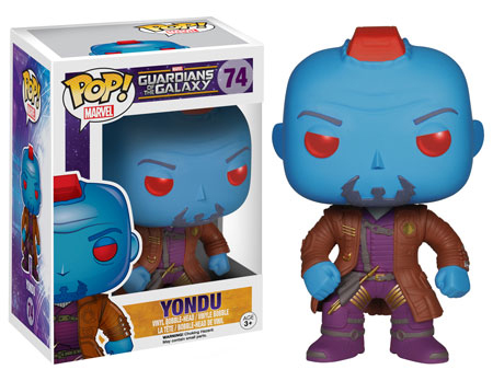 2015 Funko Pop Guardians of the Galaxy Series 2 74 Yondu