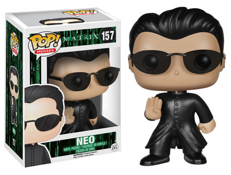 Funko Pop Matrix Vinyl Figures 3