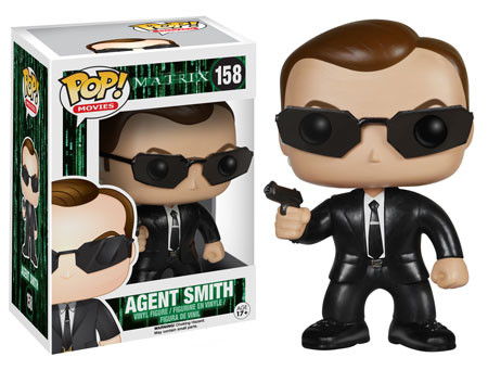 Funko Pop Matrix Vinyl Figures 5