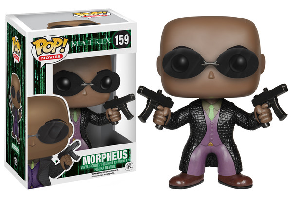 Funko Pop Matrix Vinyl Figures 7