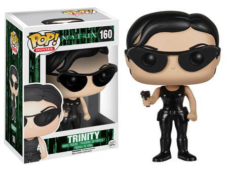 Funko Pop Matrix Vinyl Figures 9