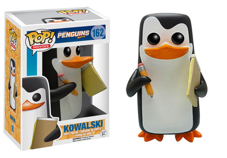 2015 Funko Pop Penguins of Madagascar Vinyl Figures 4