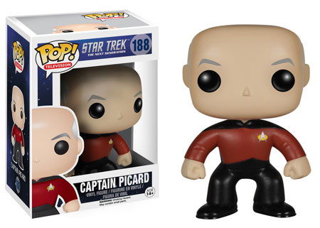 2015 Funko Pop Star Trek: The Next Generation Vinyl Figures 23