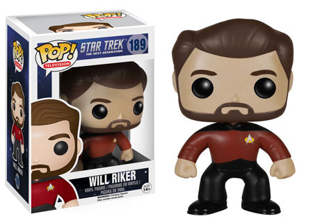 2015 Funko Pop Star Trek: The Next Generation Vinyl Figures 25