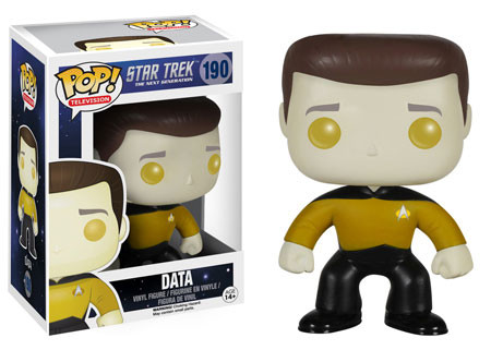 2015 Funko Pop Star Trek: The Next Generation Vinyl Figures 27