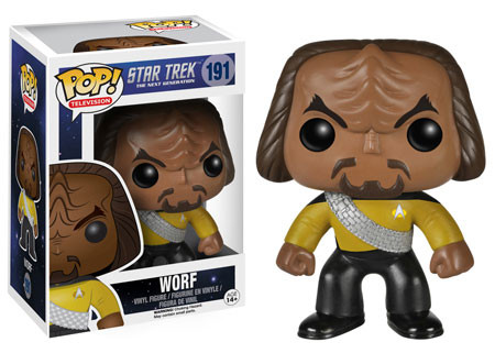 2015 Funko Pop Star Trek: The Next Generation Vinyl Figures 29