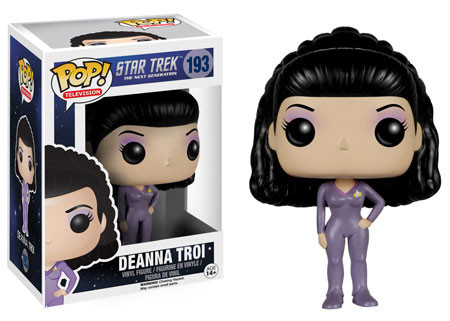 2015 Funko Pop Star Trek: The Next Generation Vinyl Figures 33