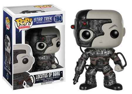 2015 Funko Pop Star Trek: The Next Generation Vinyl Figures 35