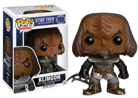 2015 Funko Pop Star Trek: The Next Generation Vinyl Figures 37