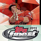 2015 Topps Finest Baseball Cards