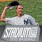 2015 Topps Stadium Club Baseball Cards