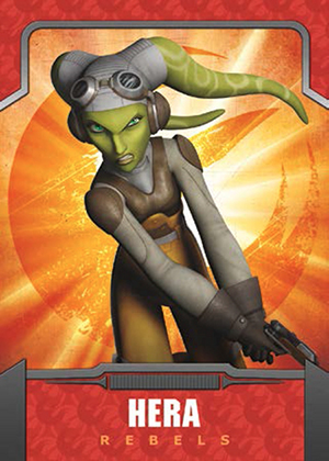 2015 Topps Star Wars Rebels Checklist, Set Info, Boxes  2015 Topps Star...