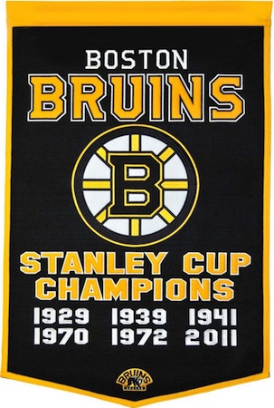 Ultimate Boston Bruins Collector and Super Fan Gift Guide 13