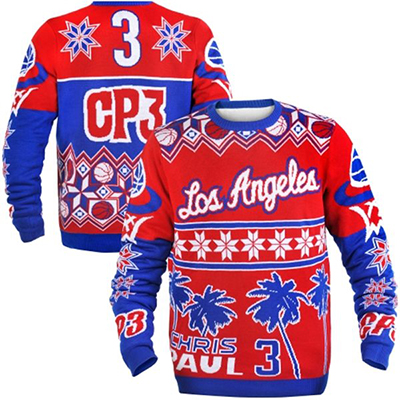 Chris Paul Ugly Sweater
