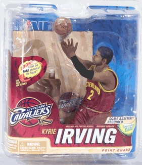Cleveland Cavaliers Kyrie Irving Mcfarlane