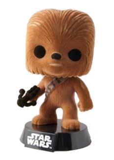 Funko Pop Star Wars 06 Flocked Chewbacca