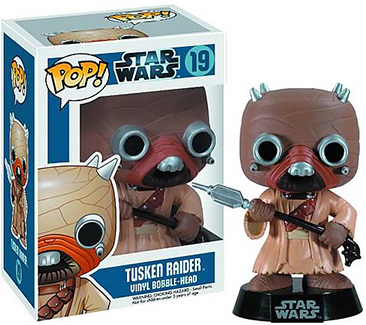 Ultimate Funko Pop Star Wars Figures Checklist and Gallery 27