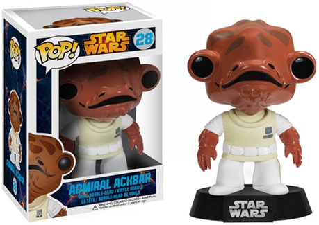 Ultimate Funko Pop Star Wars Figures Checklist and Gallery 36