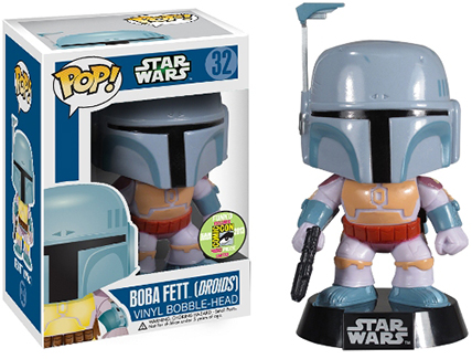 Ultimate Funko Pop Star Wars Figures Checklist and Gallery 40